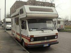 Volkswagen LT28D KARMANN Vw Lt Camper, Camper Trailers, Vw Lt 28, Retro Rv, Classic Campers, Volkswagen Transporter, Campervan, Van Life, Motorhome