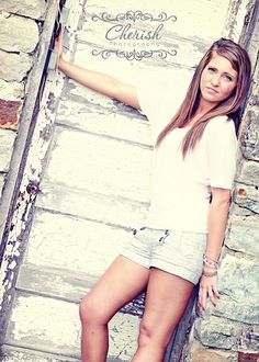 Senior Pictures- i would probobly change my facial expression. but the rest of the picture looks amazing!