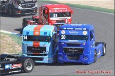 GP Camiones Madrid en el circuito del Jarama