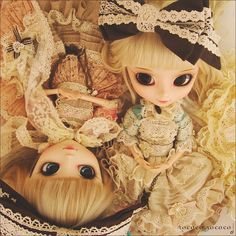 Marie and joy Pullip
