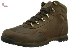 Timberland Euro Hiker With Gore Tex Membrane, Baskets mode homme - Marron (Brown), 44.5 EU (10 UK) (10.5 US) - Chaussures timberland (*Partner-Link)