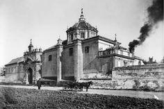 Monasterio de Santa María de las Cuevas, fábrica de loza de la Cartuja. Sevilla, 1906-1910. Colección Thomas / IEFC