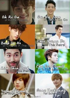 Kdrama second lead syndrome