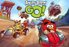 Angry Birds Go! The Newest Racing Game is Now Available Worldwide know more on http://www.techmagnifier.com/news/angry-birds-go-the-newest-racing-game-is-now-available-worldwide/