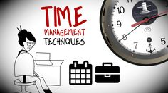Time Management Techniques For Stress Free Productivity https://www.youtube.com/watch?v=IGVQPU-L7cQ