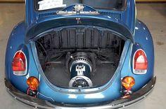 Käfer mit Elektromotor