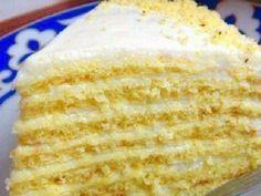 """Dacăîncă nu ați gustat acest tort aveți acum ocazia ideală. Suntfoarte greude reprodus în cuvinte senzațiile pe care ți le oferă aroma și gustul acestui deliciu atunci când îl servești! Blaturile se gătesc pe bază de lapte condensat care în germană este numit""""milch mädchen"""" și la bază semnifică """"fetița din lapte"""". Cu atât mai mult, tortul se gătește ușor și repede! Ingrediente: Pentru aluat: -1 conservă lapte condensat (400 g); -2 ouă; -160 g făină; -1 lingură praf de copt. Pentru cremă…"""