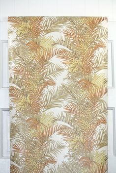 Retro behangpapier door de Yard 70s Vintage Wallpaper jaren