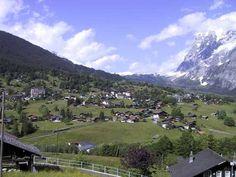 Grindelwald, Swizterland