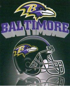 Baltimore Ravens Fleece Throw Blanket