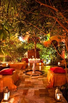 El Fenn - Marrakech, Morocco Nestled in... | Luxury Accommodations