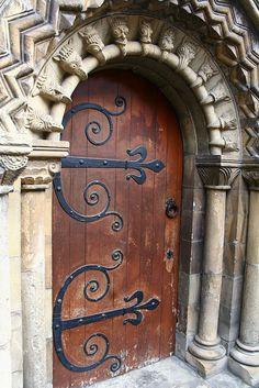 St Ebbes Church, Oxford, England