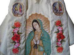 estola con la Virgen de Guadalupe - Google Search