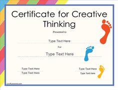 walking certificate templates - education certificate certificate for participation in