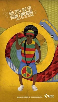 AETC: Samba, March, Condoms, Fun