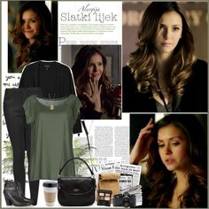 """Elena Gilbert"" by mery90 on Polyvore"