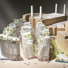 Electric Boulevard: Gehry & Foster's plans for Battersea's new high street revealed