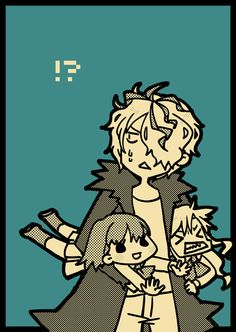 Garry, Ib, and Mary | Ib Game