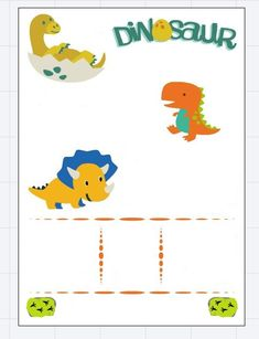 Dinosaur Birthday Party, 2nd Birthday, Birthday Parties, Juegos Baby Shower Niño, Dinosaur Images, Jesse James, Bento, Ideas Para, Birthdays
