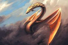 Art Dragon HD Wallpaper