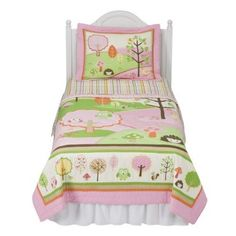 Love this for the girls room when they get new beds!