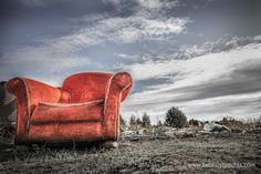 The Red Sofa Salon by Ben Huybrechts on 500px