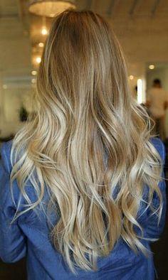cuidados com cabelos que tem luzes - cabelo 2