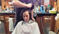 Short Hair Cuts, Short Hair Styles, Shaving Your Head, Bald Hair, Shaving Razor, Cut My Hair, Barber Shop, Hairdresser, Girl Hairstyles