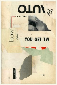 Strangeland : Anthony Gerace Collage Techniques, Mail Art, Going Crazy, Moleskine, Typography Design, Inspire Me, Mixed Media, Notebooks, Collages