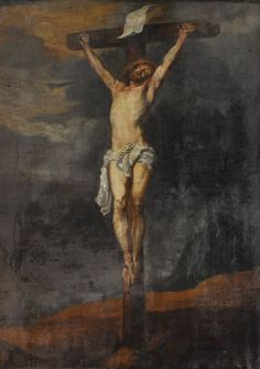Federico Barocci Christ on the Cross 1604 Museo Nacional del