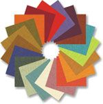 "30 9""x11"" Kaffe Fassett Fabrics Shot-Cotton Plains £22.75"