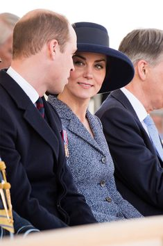Kate Middleton Photos Photos - (L-R) Prince William, Duke of Cambridge and Catherine, Duchess of Cambridge during the dedication service of The Iraq and Afghanistan memorial at Horse Guards Parade on March 9, 2017 in London, England. - Dedication & Unveiling Of The Iraq And Afghanistan Memorial