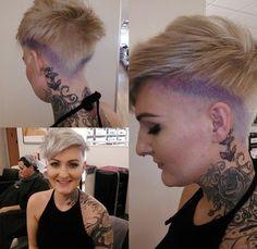 Stylish Haircut for Women Short Hair