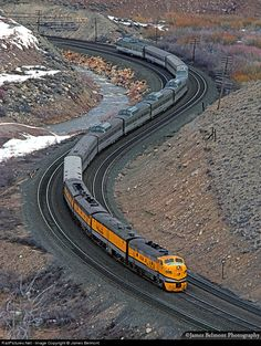 RailPictures.Net Photo: DRGW 5771 Denver & Rio Grande Western Railroad EMD F9(A) at Soldier Summit, Utah by James Belmont