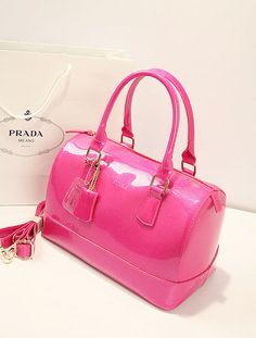 Transparent jelly handbag Vogue of new fund of 2013 Boston bag contracted paint candy color small lock pillow bag jelly bags on AliExpress.com. 5% off $28.49