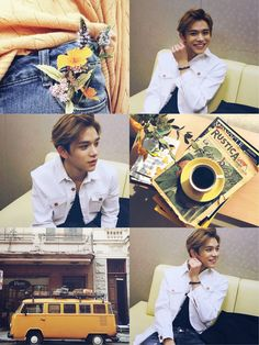 Lucas nct aesthetic  Don't repost<3 #NCTU #NCT #Lucas #aesthetic #kpop #yellow #kpopaesthetic