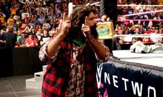 Mick Foley blogs over AJ Lee's decision to retire from pro wrestling