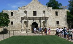 The Alamo ~ San Antonio, Texas