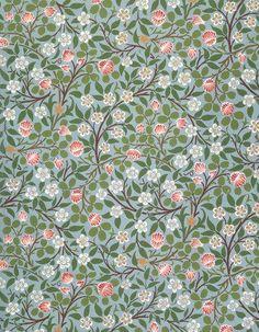 Clover wallpaper, by William Morris (V&A Custom Print) William Morris Wallpaper, William Morris Art, Morris Wallpapers, Art Deco Wallpaper, Fabric Wallpaper, Of Wallpaper, Designer Wallpaper, Pattern Wallpaper, Wallpaper Designs