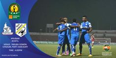 Rivers United supercharged to claim AS Real scalp   Nigeria Professional Football League (NPFL) club Rivers United have been charged to go for the kill in Sundays second leg preliminary round 2017 Caf Champions League game against AS Real Bamako in Port Harcourt.  The two sides battled to a scoreless draw in the first leg at the Stade Modibo Kéïta Bamako on February 11.  Rivers State Sports Commissioner Honourable Boma Iyaye while addressing the players during their last training session…