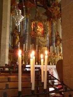 Madonna di Senale - la luce della fede