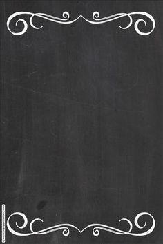 bruna_oliveirasil's Photos, Drawings and Gif Lousa Borders And Frames, Blackboards, Chalkboard Art, Chalkboard Background, Chalk Art, Hand Lettering, Decoupage, Pop Art, Diy And Crafts