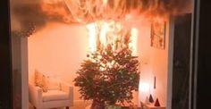 Τα λάθη στον χριστουγεννιάτικο στολισμό που μπορεί να βάλουν την οικογένειά σας σε κίνδυνο