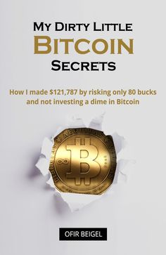 My Dirty Little Bitcoin Secrets August Giveaway