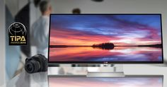 The TIPA Awards 2014 winner in the 'Best Photo Monitor' category, the 34in LG 34UM95 boasts a 21:9 screen ratio and UltraWide QHD resolution, allowing photographers to make pin-point edits to their images and fine-tune with ultimate precision.