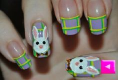 46 best easter nail designs images  easter nails easter