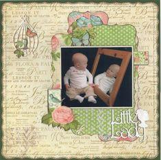 Little Lady - Scrapbook.com