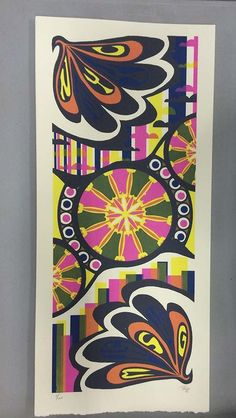 Original silkscreen concert poster for Phish at Madison Square Garden for New Years in New York City, NY in 2015. 10 x 22 inches. It is printed on watercolor paper with Acrylic Inks. The poster is signed and numbered out of only out of only 60 by the artist Tripp.