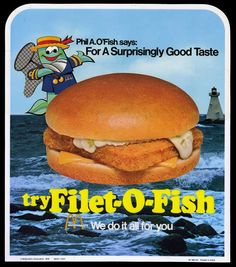 High quality copycat Filet-O-Fish copy cat recipe. Less calories and way more delicious.