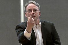 "Linus Torvalds: ""Fuck you, Nvidia!"""